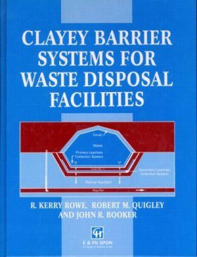 Clayey Barriers for Waste Disposal Facilities