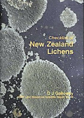 Checklist of New Zealand Lichens