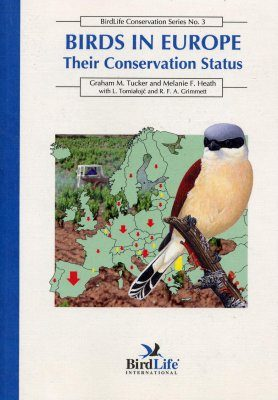 Birds in Europe: Their Conservation Status
