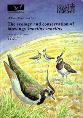 The Ecology and Conservation of Lapwings