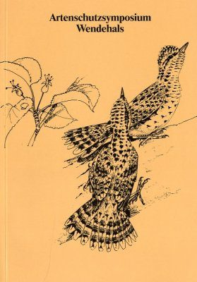 Artenschutzsymposium Wendehals (Symposium on the Northern Wryneck)