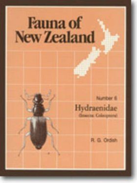 Fauna of New Zealand, No 6: Hydraenidae (Insecta: Coleoptera)