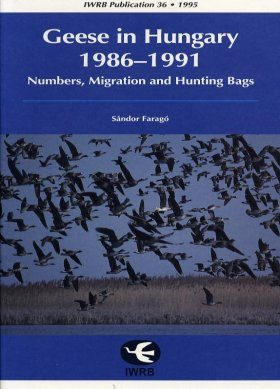Geese in Hungary 1986-1991