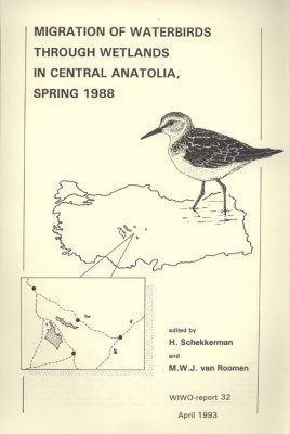 Migration of Waterbirds through Wetlands in Central Anatolia, Spring 1988
