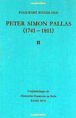 Peter Simon Pallas (1741 - 1811): Materialen einer Biographie (2-Volume Set)
