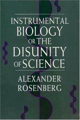 Instrumental Biology, or the Disunity of Science