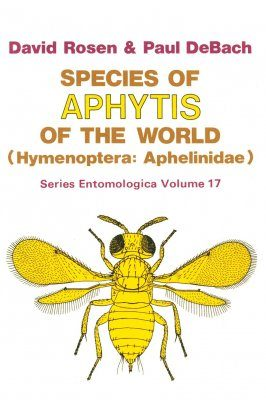Species of Aphytis of the World (Hymenoptera: Aphelinidae)