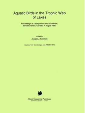 Aquatic Birds in the Trophic Web of Lakes