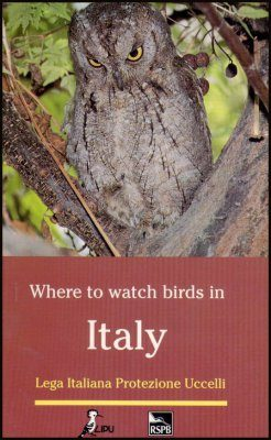 Where to Watch Birds in Italy
