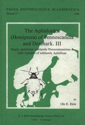 The Aphidoidea (Hemiptera) of Fennoscandia and Denmark, Part 3