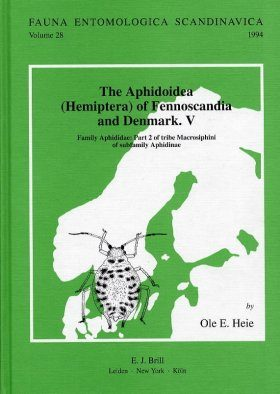 The Aphidoidea (Hemiptera) of Fennoscandia and Denmark, Part 5