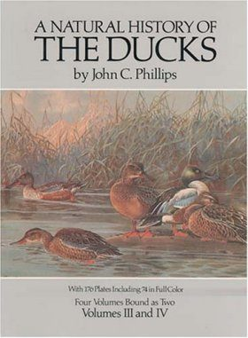 A Natural History of the Ducks, Volume 2 (Parts III & IV)