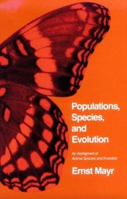 Populations, Species and Evolution