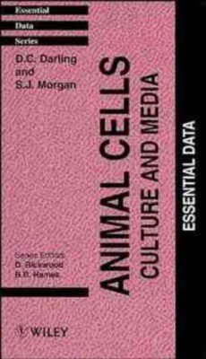 Animal Cells: Culture and Media