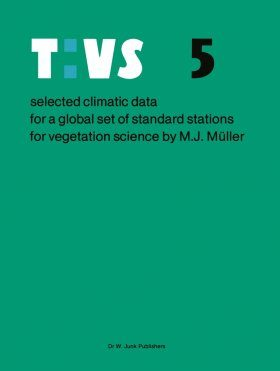 Selected Climatic Data for a Global Set of Standard Stations for Vegetation Science