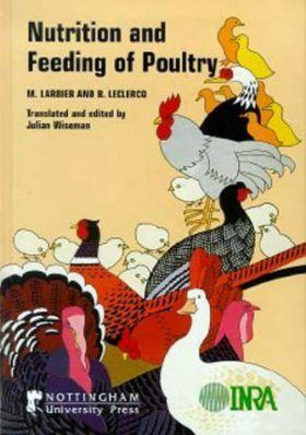 Nutrition and Feeding of Poultry