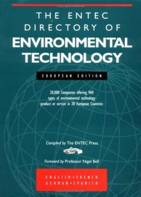 The ENTEC Directory of Environmental Technology, European Edition