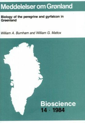 Biology of the Peregrine and Gyrfalcon in Greenland