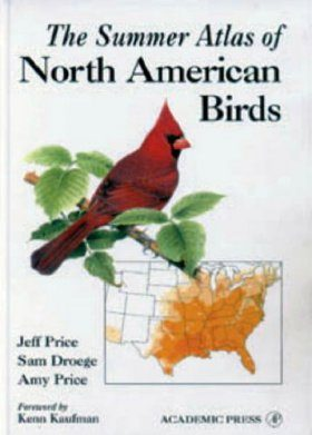 The Summer Atlas of North American Birds