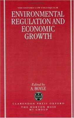 Environmental Regulation and Economic Growth