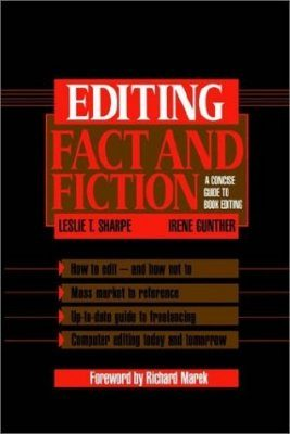 Editing Fact and Fiction