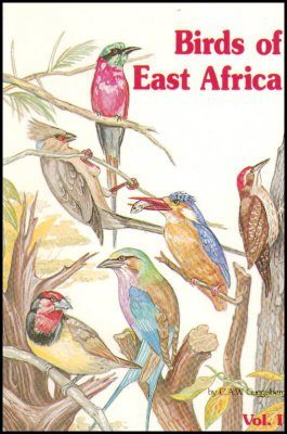 Birds of East Africa, Volume 1