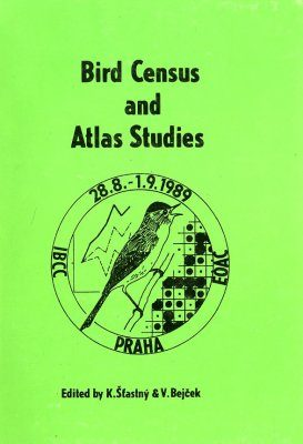 Bird Census and Atlas Studies