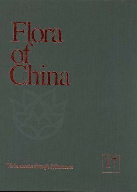 Flora of China, Volume 17: Verbenaceae Through Solanaceae