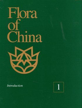 Flora of China, Volume 1: Introduction