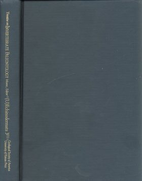 Treatise on Invertebrate Paleontology, Part U: Volumes 1 & 2: Echinodermata 3 (2-Volume Set)