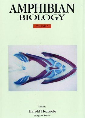 Amphibian Biology, Volume 5