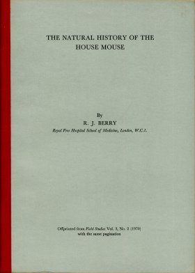 The Natural History of the House Mouse