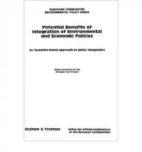 Potential Benefits of Integration of Environmental and Economic Policies