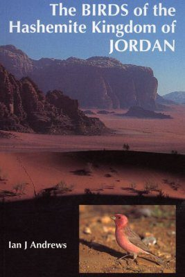 The Birds of the Hashemite Kingdom of Jordan