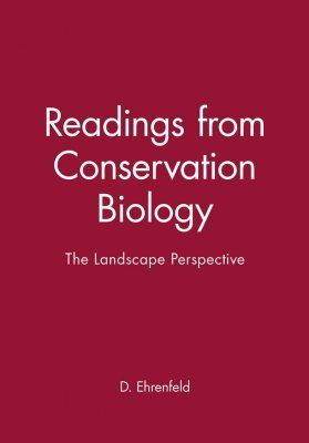 Readings from Conservation Biology: The Landscape Perspective