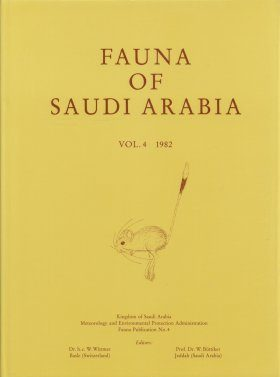 Fauna of Saudi Arabia, Volume 4