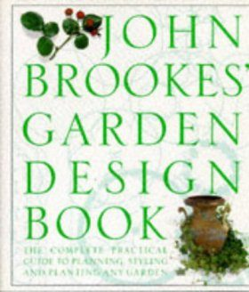 John Brookes' Garden Design Book