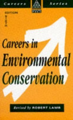 Careers in Environmental Conservation