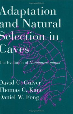 Adaptation and Natural Selection in Caves