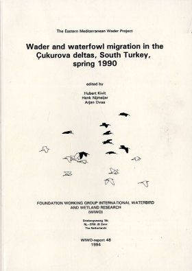 Wader and Waterfowl Migration in the Cukurova Deltas, South Turkey, Spring 1990