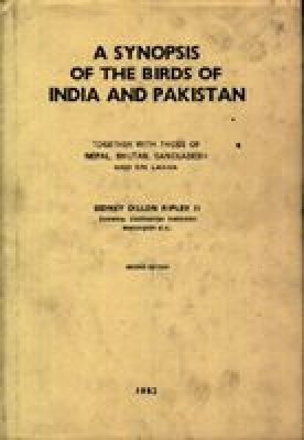 A Synopsis of the Birds of India and Pakistan