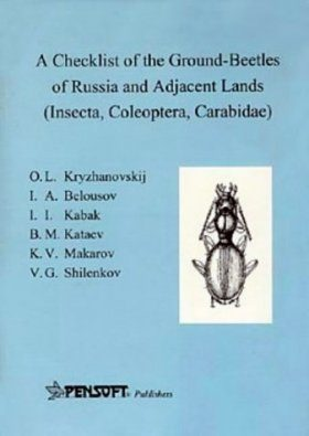 A Checklist of the Ground-Beetles of Russia and Adjacent Lands