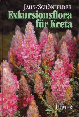 Exkursionsflora für Kreta [Excursion Flora for Crete]