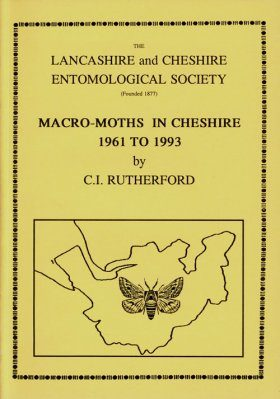 Macro-Moths in Cheshire 1961 to 1993