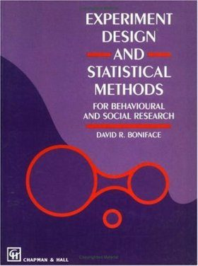 Experiment Design and Statistical Methods