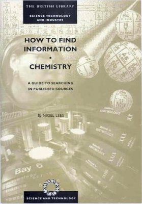 How to Find Information: Chemistry