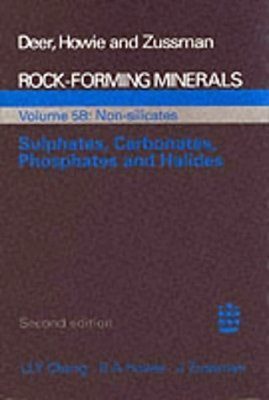 Rock-Forming Minerals, Volume 5B: Non-Silicates