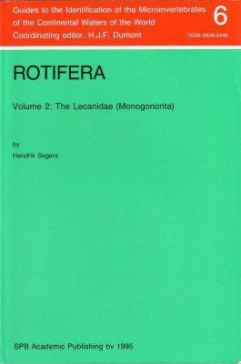 Rotifera, Part 2: The Lecanidae (Monogononta)
