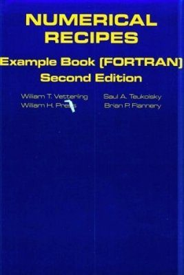 Numerical Recipes Example Book (FORTRAN)