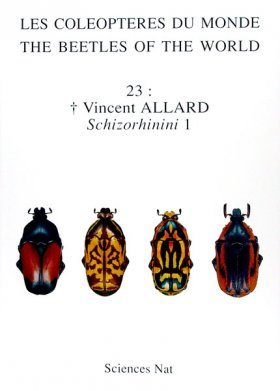 The Beetles of the World, Volume 23: Schizorhinini (Part 1)